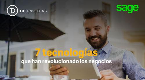 Tecnologias que han revolucionado los negocios
