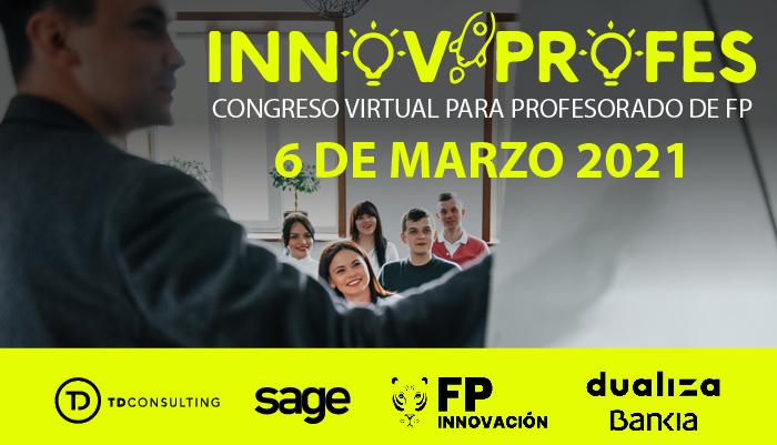 Cartel Congreso Innovaprofes