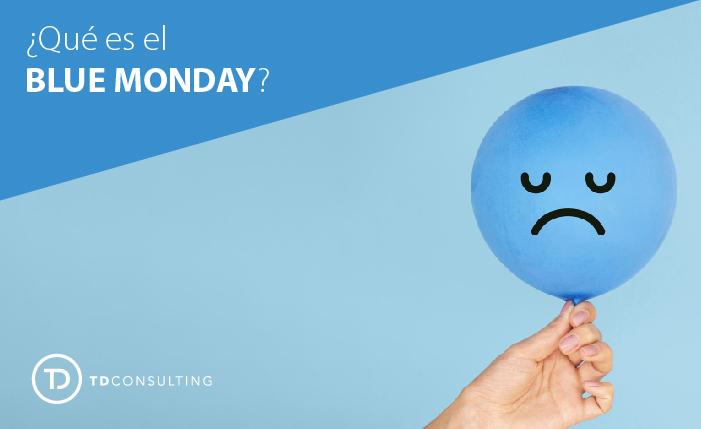 Imagen vectorial Blue Monday